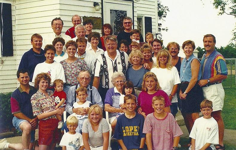 Hutchens-Hall-family
