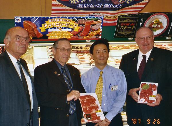 Kremer Trip to Japan