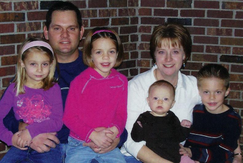 Shauna and Gary Moody Family