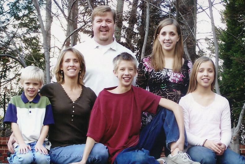 Sherri and Brian Family