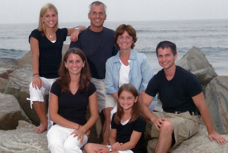 Shiela and Ray Family